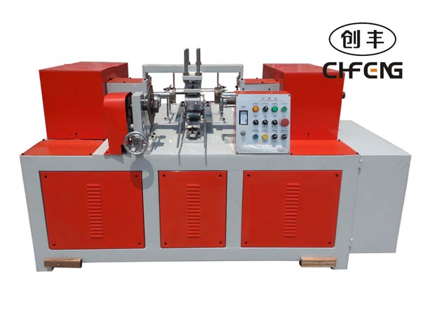CFJB-50 Paper Core Curling/Grooving Machine