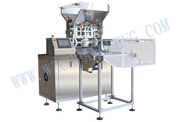 Paper Straw Bevel Cutting Machine