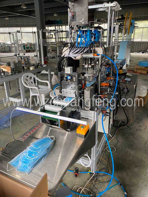 High Speed Auto Face Mask Machine